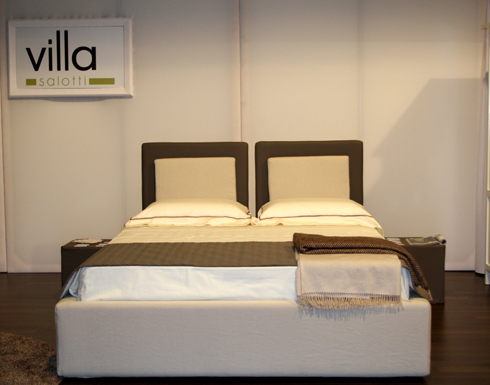 I letti imbottiti blog arredamento divani letti - Vestire il letto ...